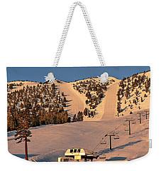 Slide Mountain Weekender Tote Bag