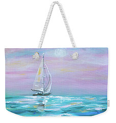 Slight Wind Weekender Tote Bag
