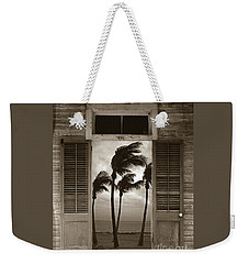 Weekender Tote Bag featuring the photograph Slip Away To Paradise by John Stephens