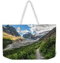 Sliver Of Light - Banff Weekender Tote Bag