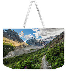 Sliver Of Light - Banff Weekender Tote Bag