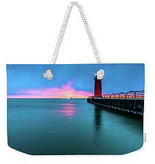Sliver Of Sunrise Weekender Tote Bag