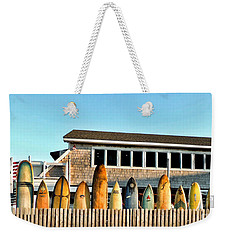 Sloppy Tuna Restaurant, Montauk Long Island Weekender Tote Bag