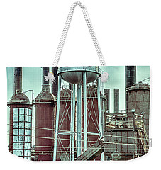 Sloss Furnaces Tower 3 Weekender Tote Bag
