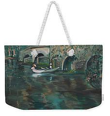 Slow Boat - Lmj Weekender Tote Bag