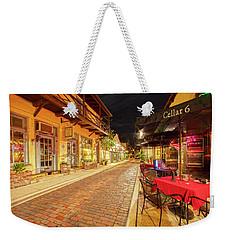 Slow Night Weekender Tote Bag by Robert Och