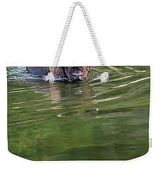 Slow Wadeing  Weekender Tote Bag