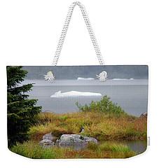 Slowly Floating By Weekender Tote Bag by Marilyn Wilson