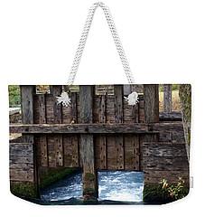 Sluce Gate Weekender Tote Bag