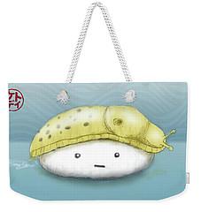 Sluggo Weekender Tote Bag