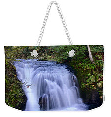 Small Cascade Weekender Tote Bag