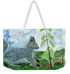 Small Changes In Life Weekender Tote Bag