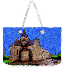 Small Church 2 Weekender Tote Bag