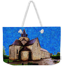 Small Church 4 Weekender Tote Bag by Jean Bernard Roussilhe