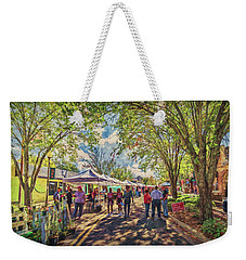 Small Town Festival Weekender Tote Bag