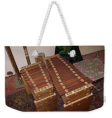 Small Ukelele Weekender Tote Bag