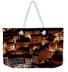 Small Village Weekender Tote Bag