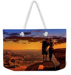 Smartphone Photo Opportunity Weekender Tote Bag