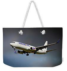 Smartwings Boeing 737-900er Weekender Tote Bag
