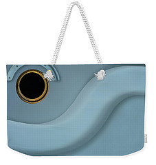 Weekender Tote Bag featuring the photograph Smarvelous by Paul Wear