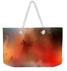 Wicked Worm Weekender Tote Bag