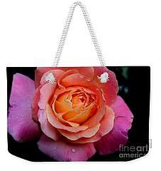 Smell The Rose Weekender Tote Bag