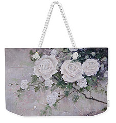 Smell The Roses  Weekender Tote Bag