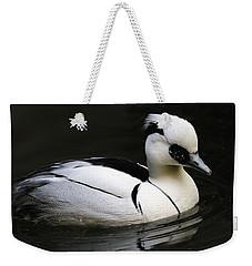 Smew Weekender Tote Bag