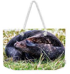 Smiler Weekender Tote Bag