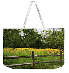 Smiling Faces Weekender Tote Bag