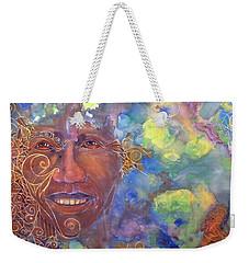 Smiling Muse No. 1 Weekender Tote Bag