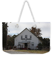 Smith Chapel Weekender Tote Bag