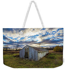Smith Duck Farm In East Moriches Weekender Tote Bag