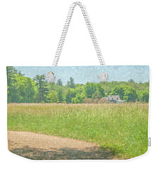 Smith Farm In June 2016 Weekender Tote Bag