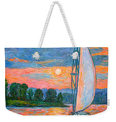 Smith Mountain Lake Weekender Tote Bag