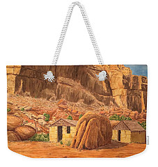 Smiths Cabin  Weekender Tote Bag