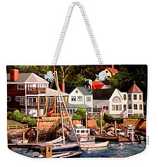 Smiths Cove Gloucester Weekender Tote Bag