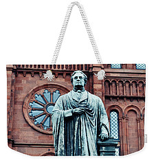 Smithsonian Castle  Weekender Tote Bag