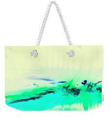 Smoke And Mirrors Weekender Tote Bag