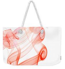 smoke IX Weekender Tote Bag by Joerg Lingnau