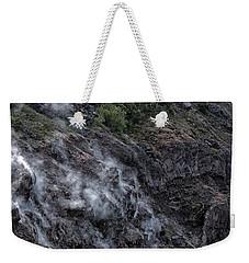 Smoke On Mount Vesuvius Weekender Tote Bag