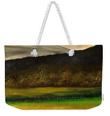 Smoke On The Mountain Weekender Tote Bag