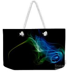 smoke VI Weekender Tote Bag by Joerg Lingnau