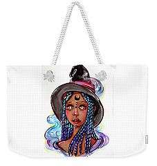 Smoke Witch Weekender Tote Bag
