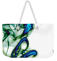 smoke XL Weekender Tote Bag