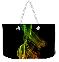 smoke XXII Weekender Tote Bag by Joerg Lingnau