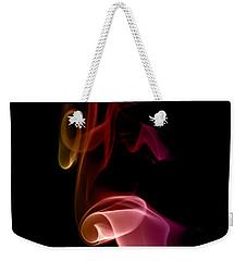 smoke XXVII Weekender Tote Bag by Joerg Lingnau