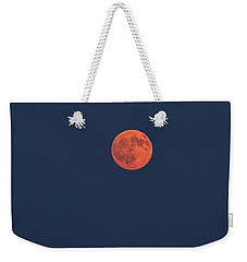 Smokey Moon Weekender Tote Bag