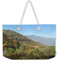 Smokies 11 Weekender Tote Bag