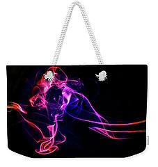 Smoking Ghost Weekender Tote Bag
